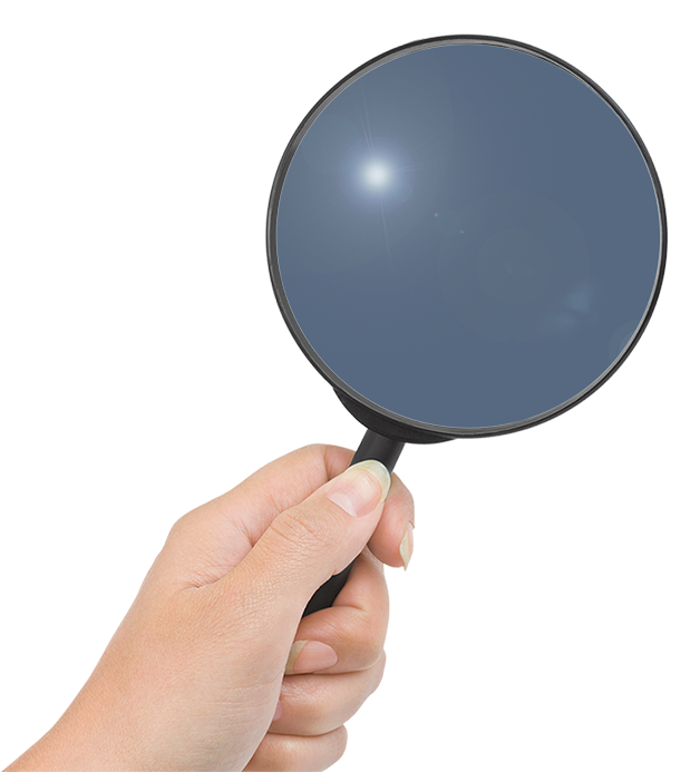 sysinfo magnifying glass